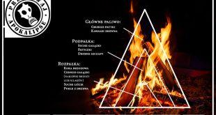 jak rozpalić ognisko, rozpalanie ognia